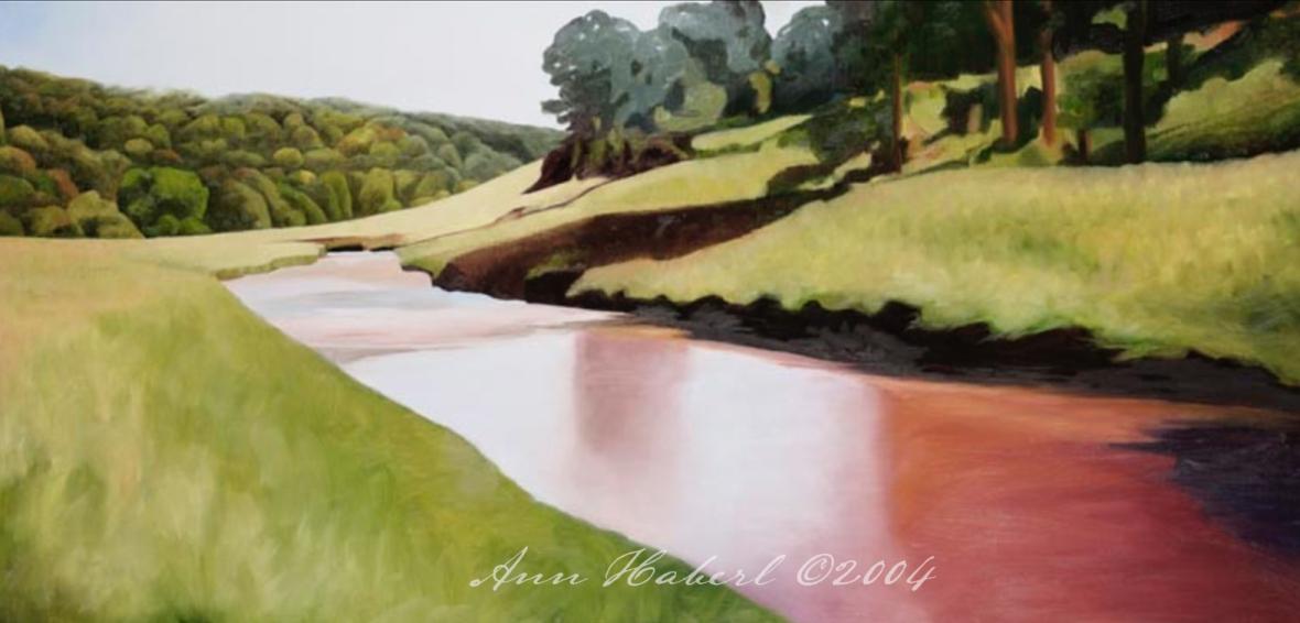 Otter Creek downstream
